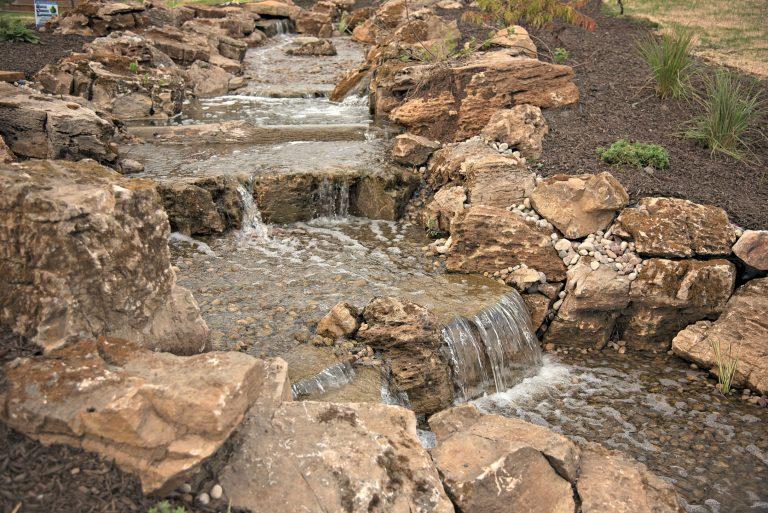 Waterfall-closeup